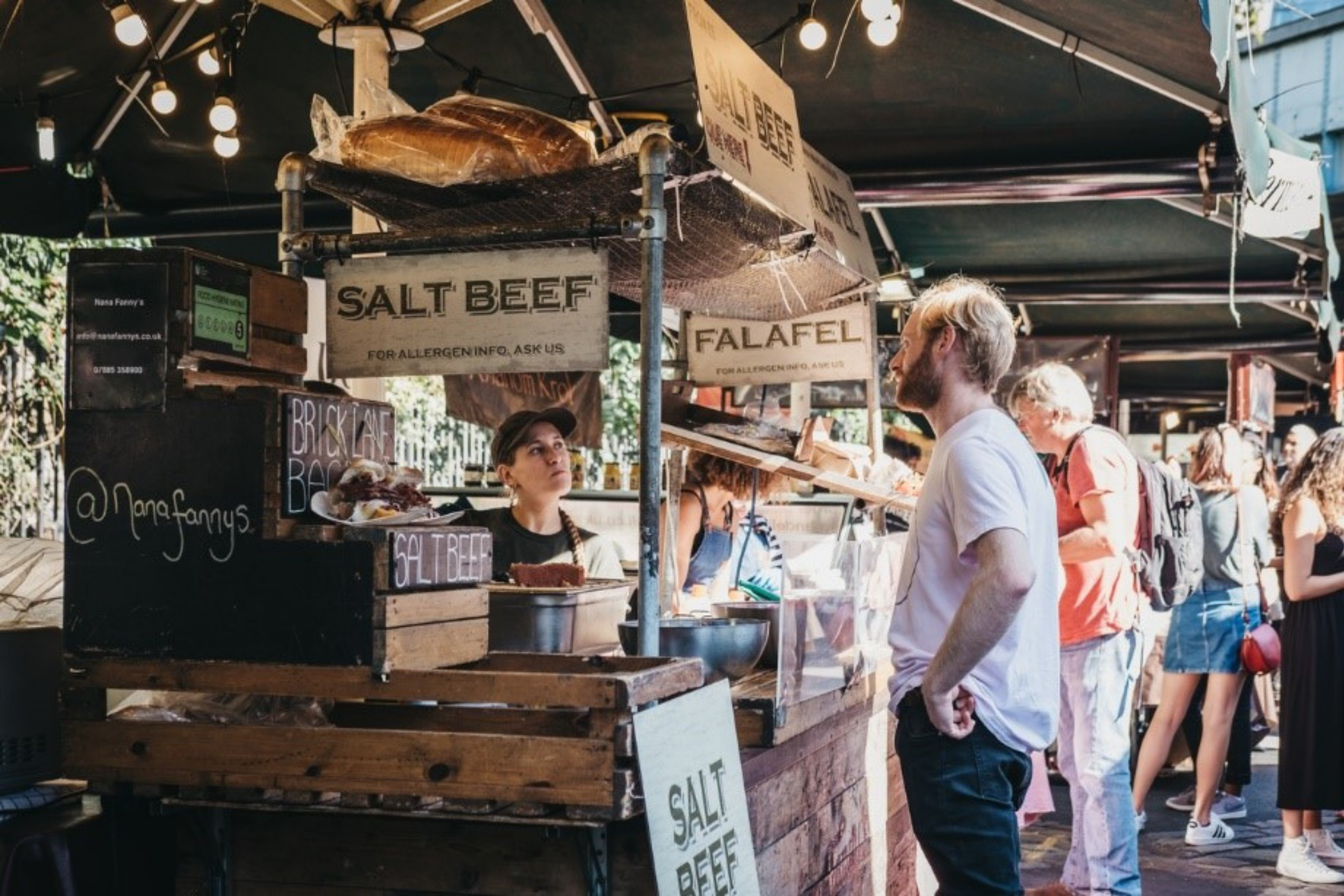 Life in The UK: A Foodie's Guide to London